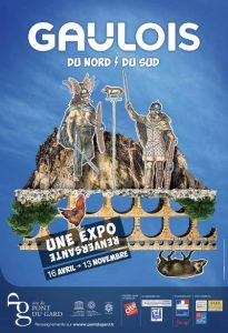 affiche-expo-gaulois-pont_du_gard-2016